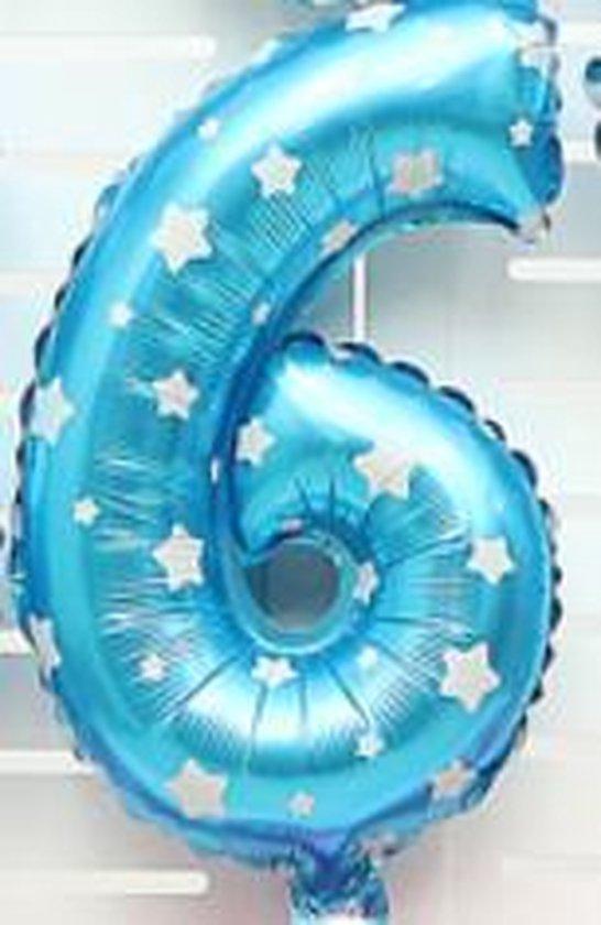 XL Folie Ballon (6) - Helium Ballonnen - Babyshower - Verjaardag