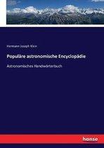 Popul re Astronomische Encyclop die