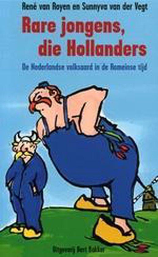 RARE JONGENS DIE HOLLANDERS - R. Van Royen |