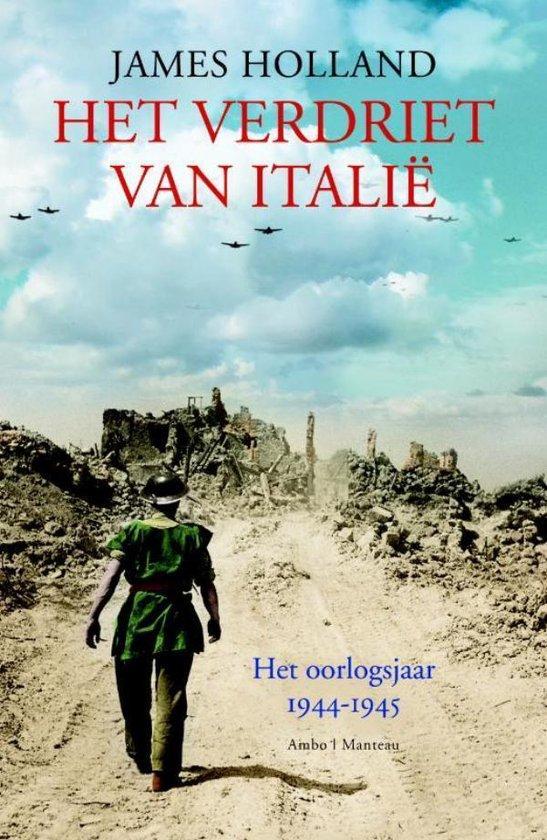 Het verdriet van Italie - James Holland  