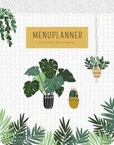 Paperstore: menuplanner Houseplants 21,5 cm