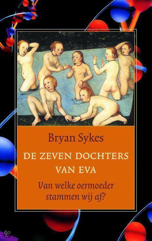 Boek cover De Zeven Dochters Van Eva van Brian Sykes (Onbekend)