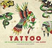 Boek cover Tattoo van Lal Hardy