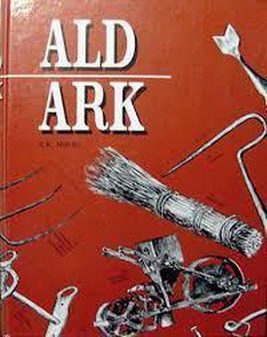 Boek cover Ald ark van Mulder (Hardcover)