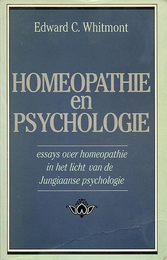 HOMEOPATHIE EN PSYCHOLOGIE - Whitmont pdf epub
