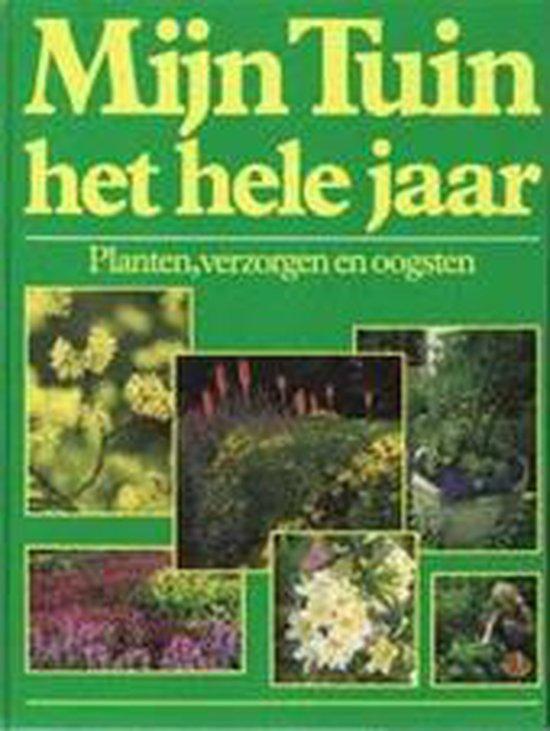 Myn tuin het hele jaar - none pdf epub