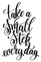 Take A Small Step Everyday