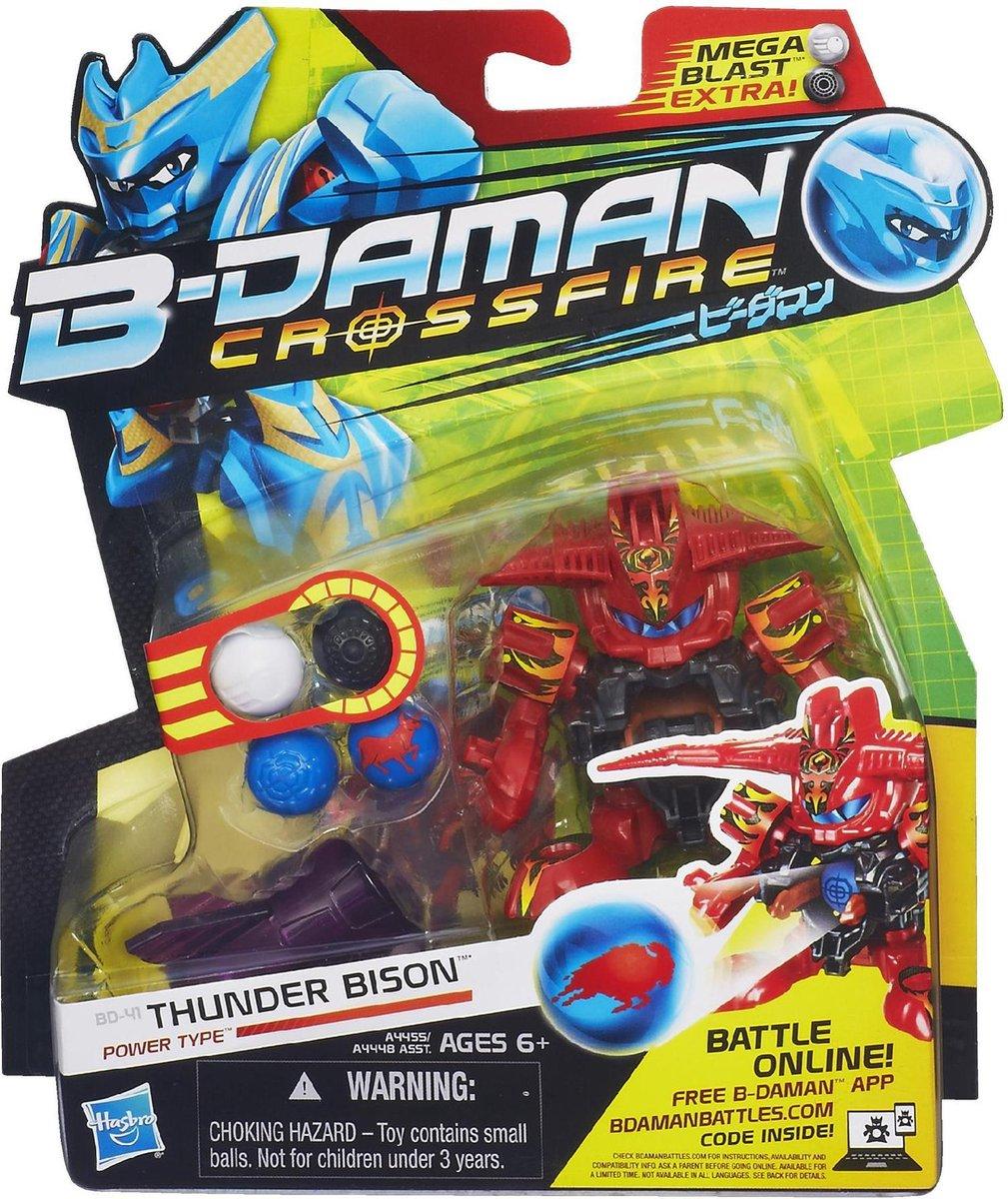 B-Daman Crossfire - Thunder Bison
