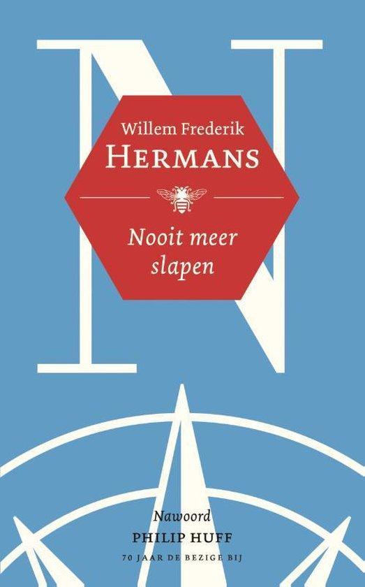 Nooit meer slapen - Willem Frederik Hermans |