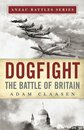 Boek cover Dogfight van Adam Claasen