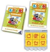 Boek cover Woezel & Pip - Loco Bambino pakket Woezel en Pip 3-5 jaar van Noordhoff Uitgevers B.V.
