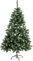Christmas Gifts Zilverspar Kunstkerstboom - 120 cm - 280 toppen met sneeuw