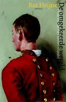 Boek cover De omgekeerde wereld van Bas Heijne (Hardcover)