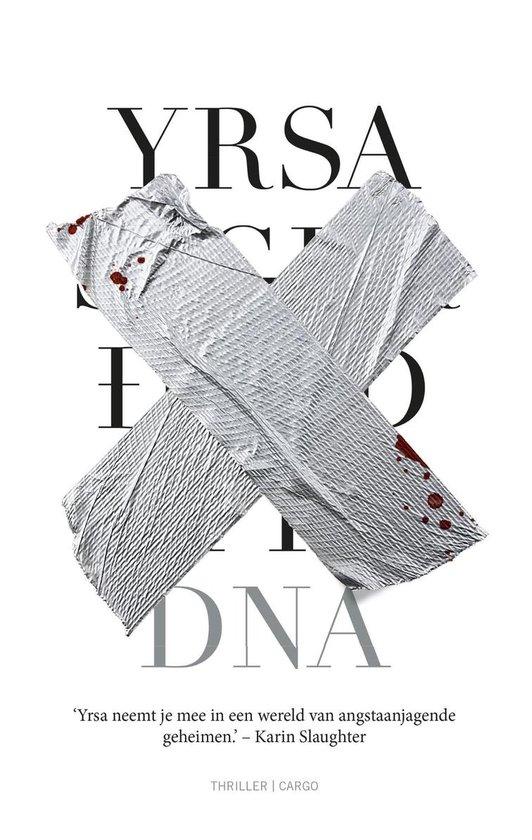 DNA - Yrsa Sigurdardottir pdf epub