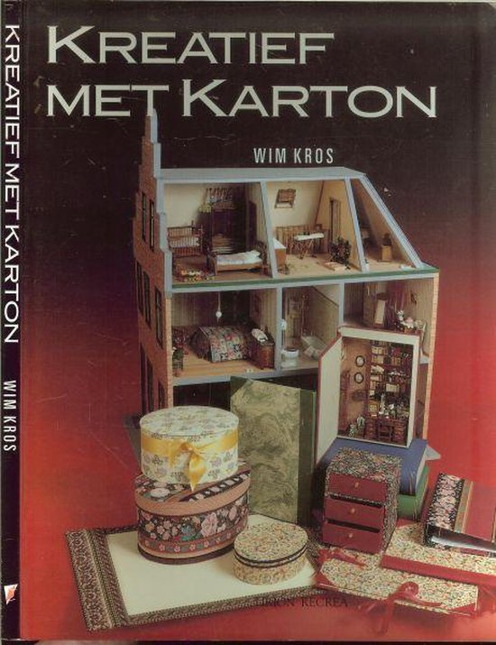 KREATIEF MET KARTON - KROS pdf epub