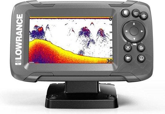 Lowrance - HOOK² 4x Bullet Skimmer - Fishfinder - GPS Plotter CE - Lowrance