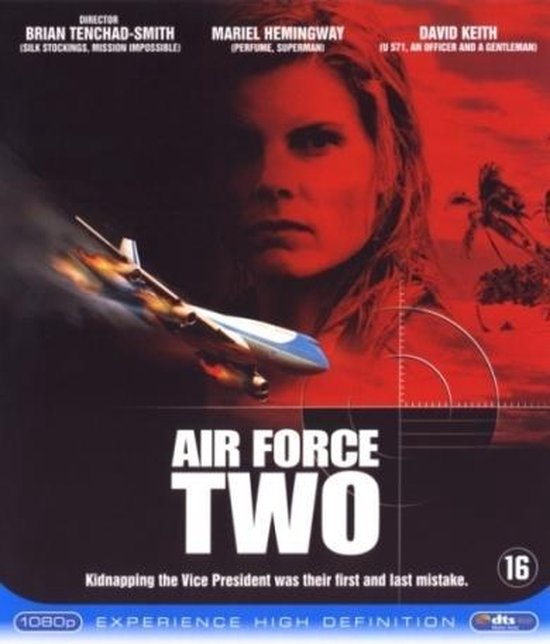 Cover van de film 'Air Force Two'