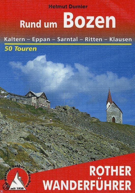 Cover van het boek 'Bozen(bolzano) rund um-'