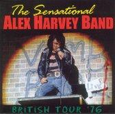 Alex -Sensational Band- Harvey - British Tour 76