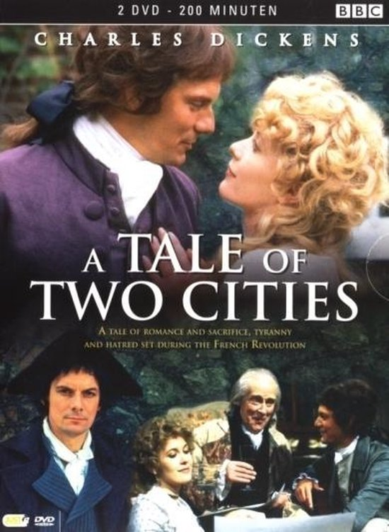 Cover van de film 'A Tale Of Two Cities'