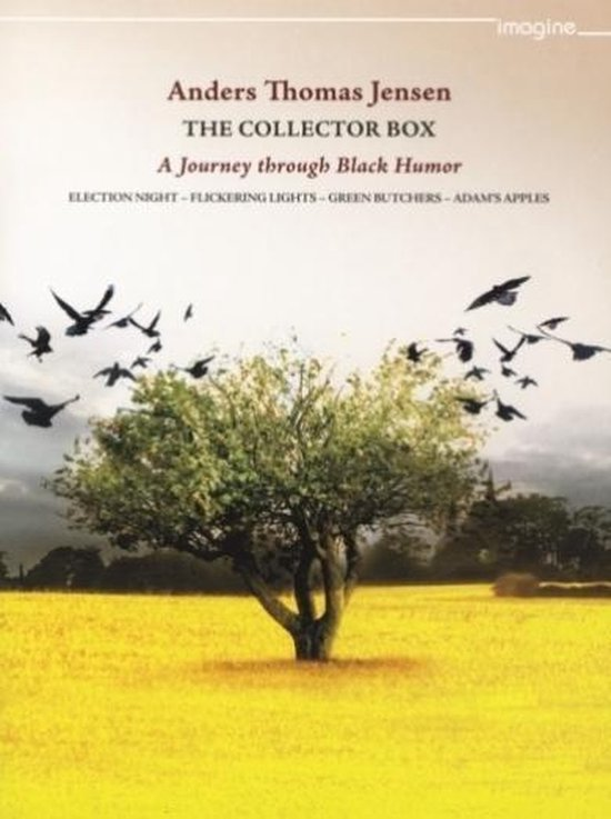 Cover van de film 'Anders Thomas Jensen Collector Box'