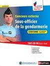 Concours externe Sous-officier de la gendarmerie - Catégorie B - Intégrer la fonction publique - 2015