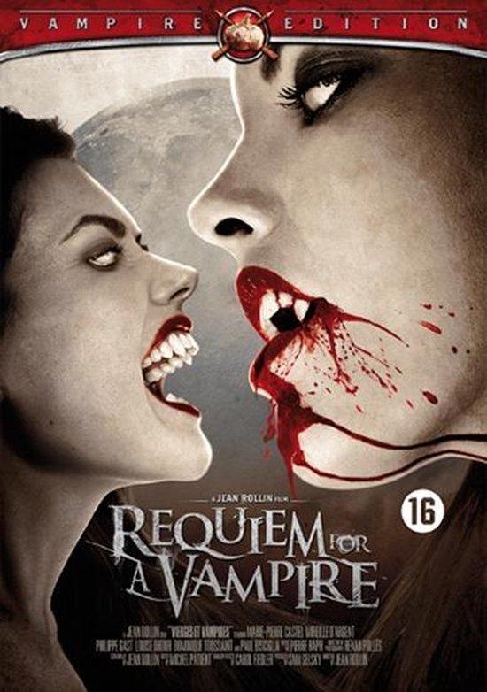 Cover van de film 'Requim For A Vampire'
