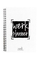 Afbeelding van Zoedt werkplanner - bullets - A5 formaat - to do notitieboek
