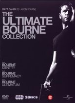Ultimate Bourne Collection (3DVD)