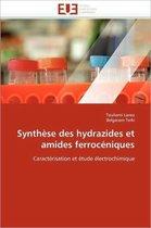 Synth�se Des Hydrazides Et Amides Ferroc�niques