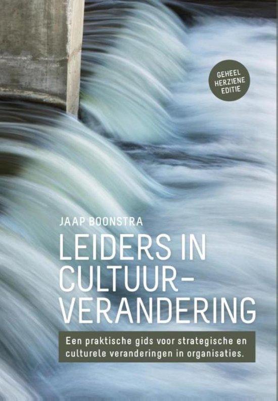 Leiders in cultuurverandering - Jaap Boonstra | Readingchampions.org.uk