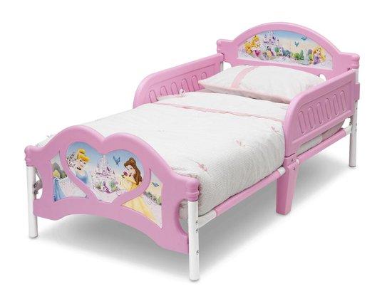 Disney Princess Peuterbed 146 X 73 X 66 Cm Roze - Disney