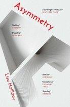 Boekomslag van 'Asymmetry'