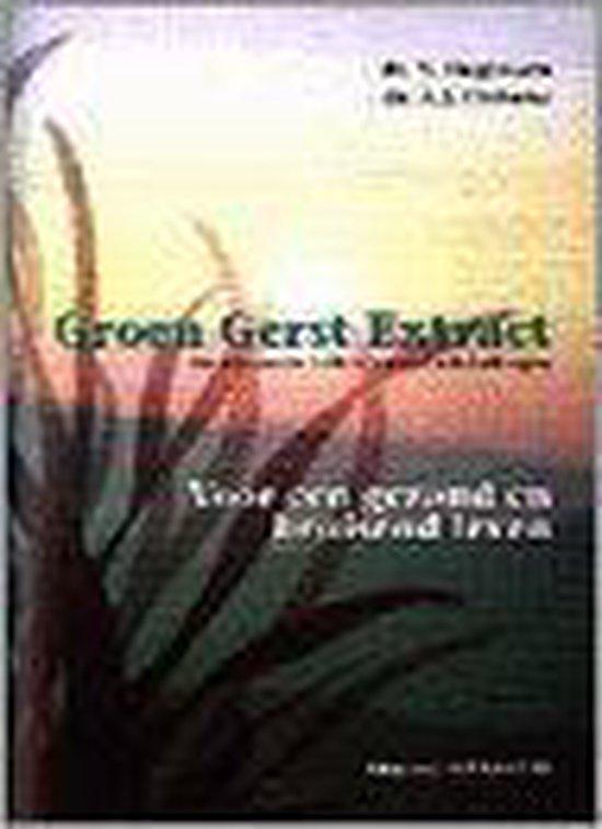 Groen gerst extract - Y. Hagiwara   Fthsonline.com