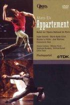 Marie-Agnes Gillot Kader Belarbi - Ballet Appartement