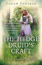 Boek cover Pagan Portals - The Hedge Druids Craft van Joanna Van Der Hoeven