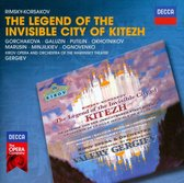 The Legend Of The Invisible City (D