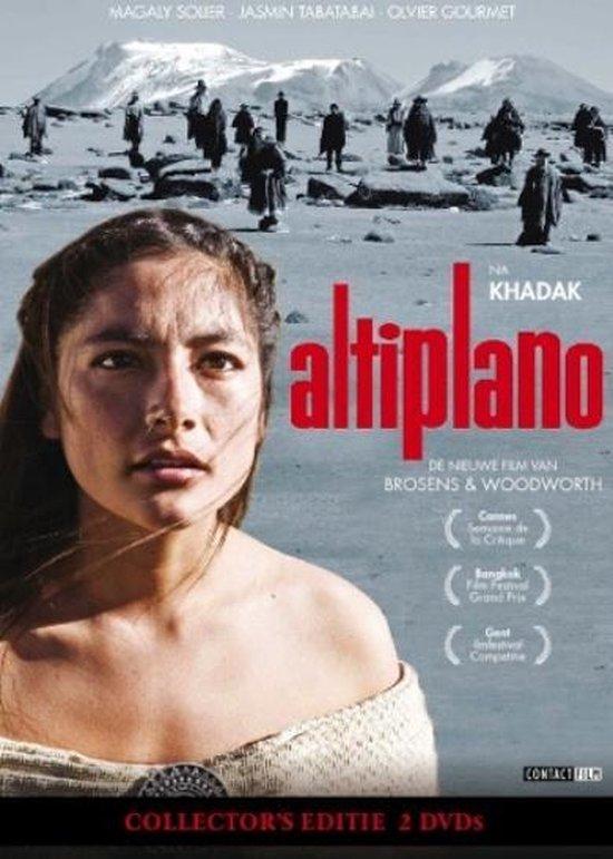 Cover van de film 'Altiplano'