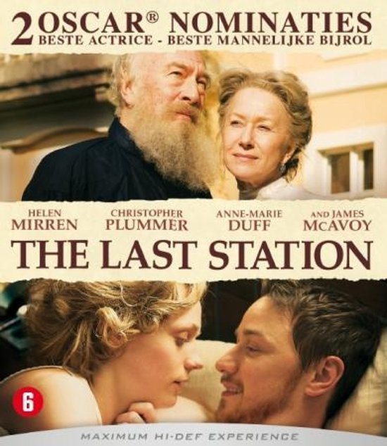 Cover van de film 'Last Station'