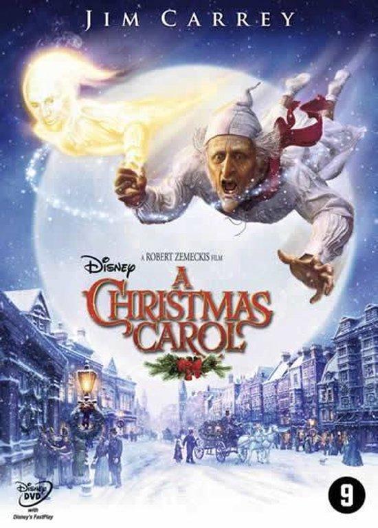 Cover van de film 'Christmas Carol'