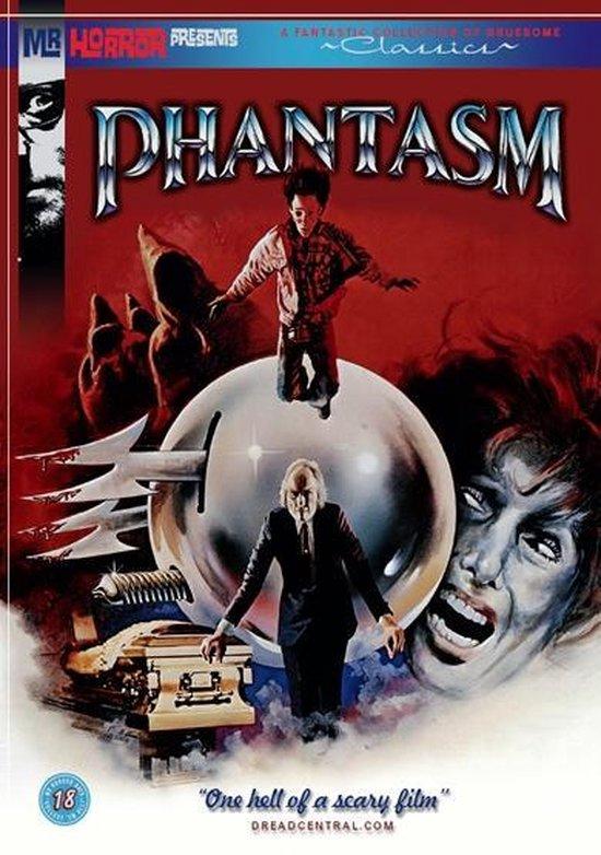 Cover van de film 'Phantasm 1'