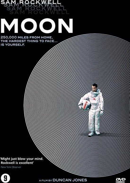 Cover van de film 'Moon'