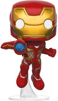 Funko Pop! Avengers Infinity War Iron Man - #285 Verzamelfiguur
