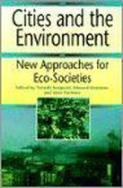 Boek cover Cities and the Environment van United Nations University