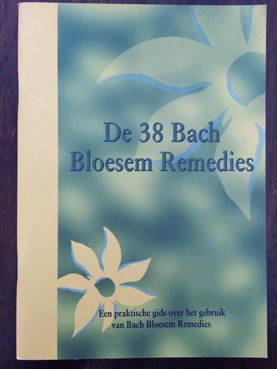 38 BACH BLOESEM REMEDIES - Onbekend   Fthsonline.com