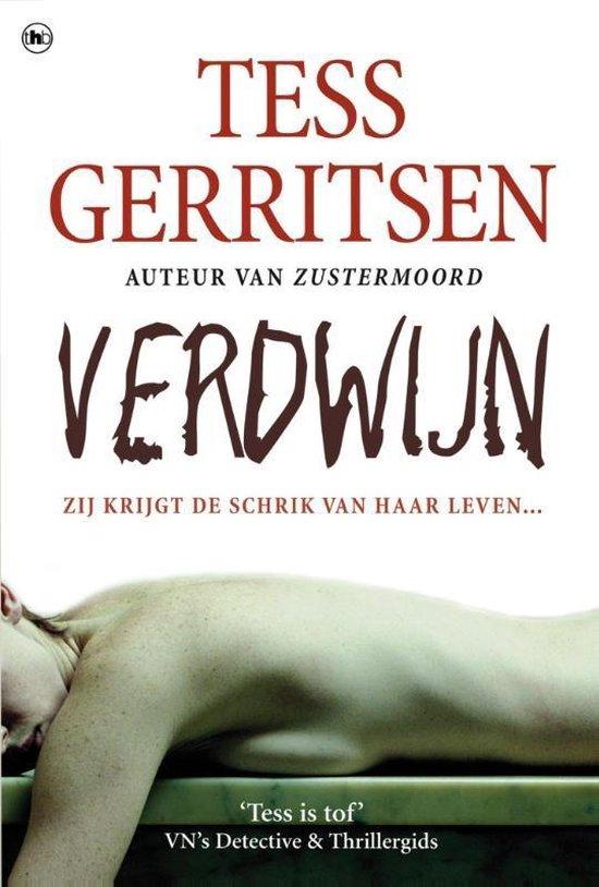 Rizzoli & Isles - Verdwijn - Tess Gerritsen   Fthsonline.com