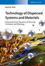 Omslag Technology of Dispersed Systems and Materials