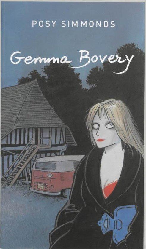 Gemma Bovery - P. Simmonds |