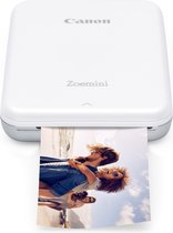 Canon Zoemini - Mobiele Fotoprinter - 10 sheets - Wit