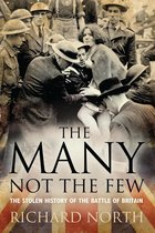 Boek cover The Many Not The Few van Dr Richard North